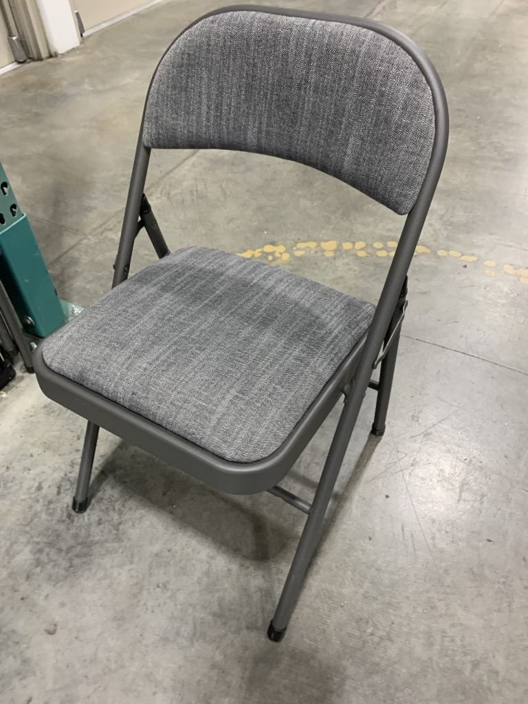 Costco Folding Chairs by Maxchief, Padded & Upholstered - Costco Fan